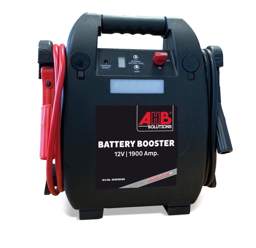 Battery Booster 1900 New Edition by AHB